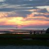 """Summer Evening on Cape Cod Bay"", photography by Anita Winstanley Roark.  Contact us for edition and size availability."
